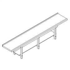 Wall Series Open Style Auxiliary Workbench