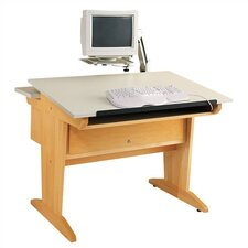 Aided Design Desktop Computer Table