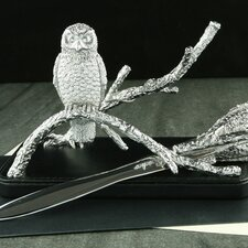 Desktop Owl Letter Holder