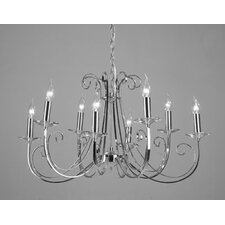 <strong>DUSX</strong> French 8 Light Chandelier
