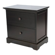 Chesapeake 2 Drawer Nightstand