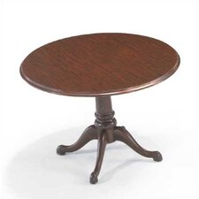 "<strong>ABCO</strong> 48"" Diameter Round Top Traditional Table"