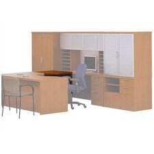 Unity Executive Series Transitional Shell Desk