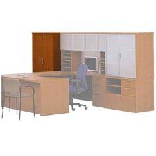 "Unity Executive Series 36"" Double Door Cabinet"