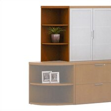 "Unity Executive Series 38"" Bookcase"