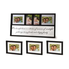 7 Piece Opening Decorator Picture Frame Set