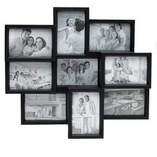 9 Opening Dimensional Collage Picture Frame