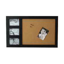 Command Cork Board Frame with 3 Opening