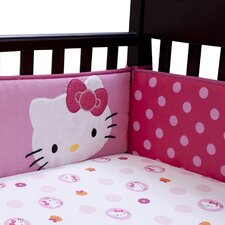 Hello Kitty® Garden 4 Piece Bumper Set