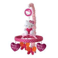 Hello Kitty® Garden Musical Mobile