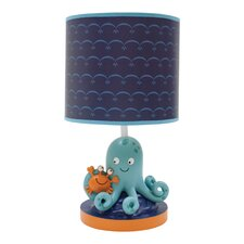 Bubbles and Squirt Table Lamp
