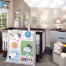 BFF Snoopy 5 Piece Bedding Set