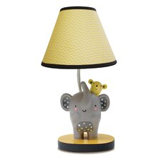 "Cornelius 17"" H Table Lamp with Empire Shade"