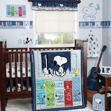 Hip Hop Snoopy™ 3 Piece Bedding Set