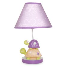 """Puddles 16"""" H Table Lamp with Empire Shade"""