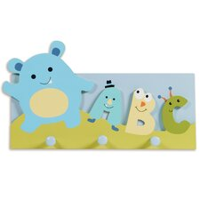 Alpha Baby Wall Decor