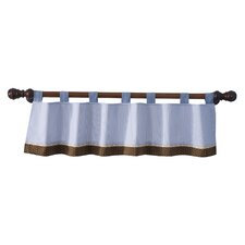 Jake Tab Top Tailored Curtain Valance