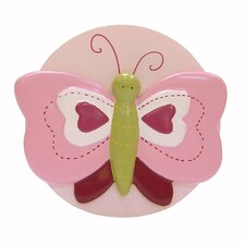 <strong>Lambs & Ivy</strong> Raspberry Swirl Night Light