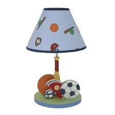 Super Sports Lamp with Shade