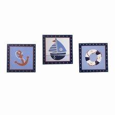 Sail Away Framed Art