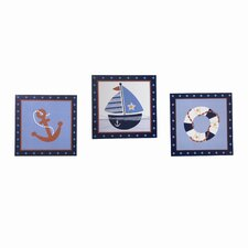 <strong>Lambs & Ivy</strong> Sail Away Wall Décor