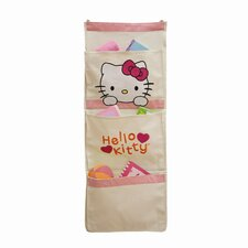 Hello Kitty Wall Pocket Organizer