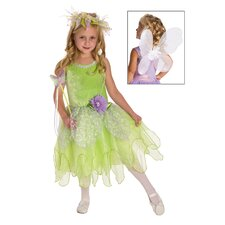 Tinkerbelle Dress with Wings