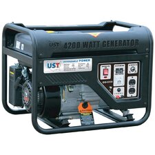 4200 Watt Portable Gas Generator
