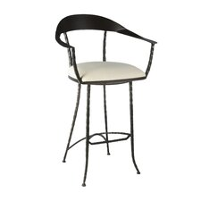 "<strong>Charleston Forge</strong> Hudson Wrap 26"" Bar Stool"