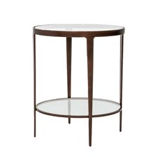 <strong>Charleston Forge</strong> Roundabout End Table