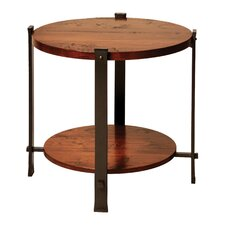 <strong>Charleston Forge</strong> Timber End Table