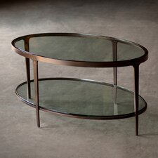 <strong>Charleston Forge</strong> Ellipse Coffee Table