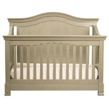 <strong>Million Dollar Baby Classic</strong> Louis Convertible Crib with Toddler Rail