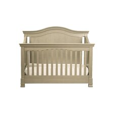 Louis Convertible Crib with Toddler Rail