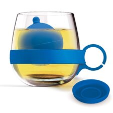 <strong>AdNArt</strong> 2 Piece Tea Ball & Mug Set
