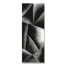 <strong>Pure Art</strong> Vertically Horizontal Handcrafted Aluminum