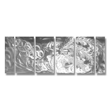 <strong>Pure Art</strong> Silver Intoxication Handmade Aluminum