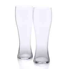 Wheat Beer Glass (Set of 2)