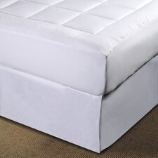 Micro Plush Pillowtop Mattress Pad
