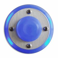 Round No. 2 Doorbell Button