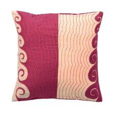 Cosmic Currents Ebb Tide Cushion Cover