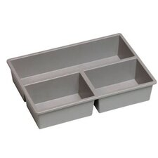 3 Division Long Insert Stor Tray