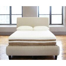 "Palatial Luxury 10"" Hybrid Memory Foam Mattress"