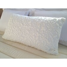 Plush Gel Comfort Pillow