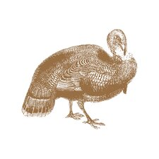 The Bird Sepia Placemat (Set of 50)