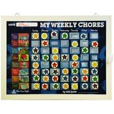 Rocket Chore Chart