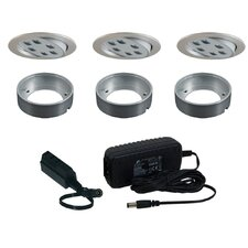 Slim Disk LED Adjustable Round Kit