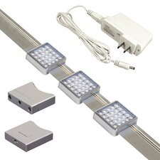 Orionis LED Track Light Kit