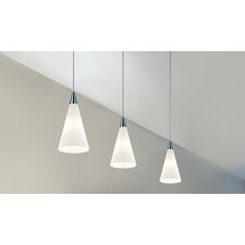 Vern 1 Light Pendant and Canopy Kit