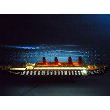 """50"""" RMS Mauretania Limited Cruise Ship"""
